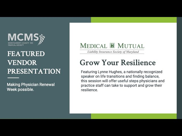 Grow Your Resilience